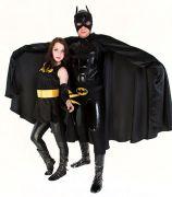 Бетмен и Бетгерл